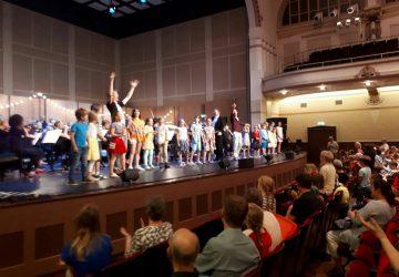 Optreden Koorschool Arnhem met HGO groot succes