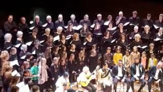 Optreden 'Por la Tierra' (januari 2020)
